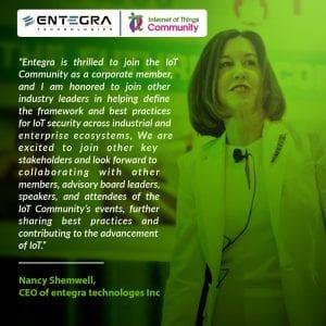 IoT Community Nancy Shemwell Advisory Board