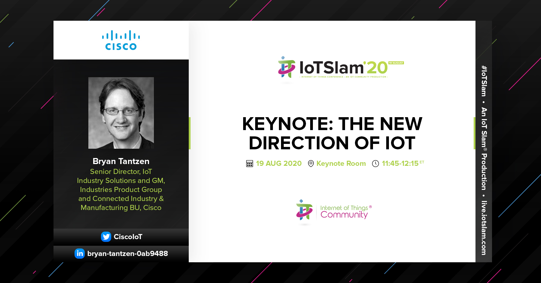 The New Direction of IoT